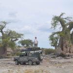 9 day tour Botswana Kalahari and Kubu