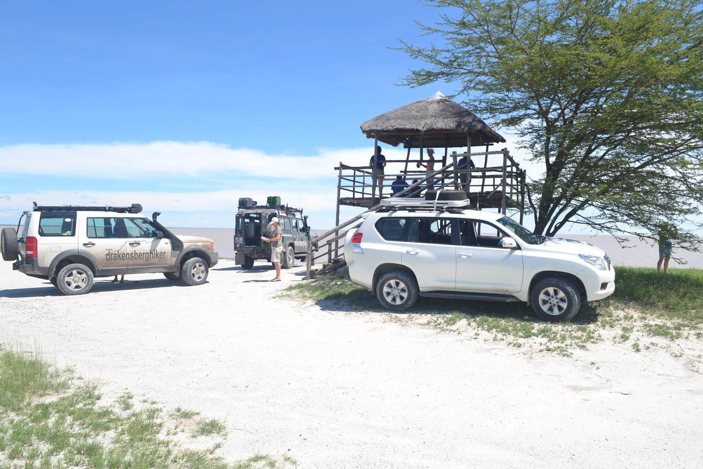 14 day tour Botswana