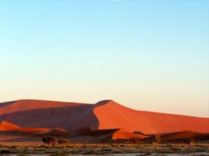 Southern Africa Overland 4x4 - Namibia, Naukluft Dunes