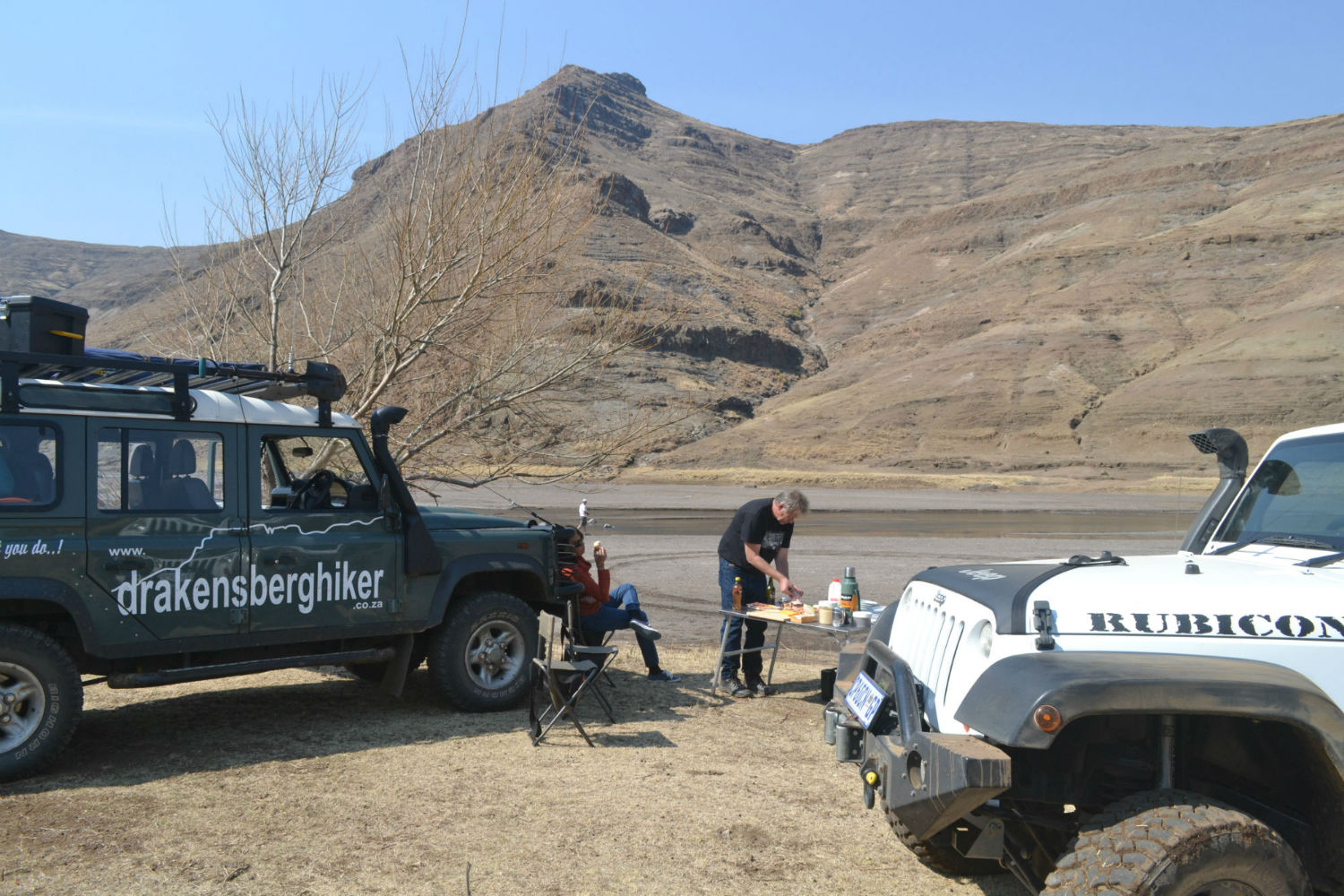 Tea Time with South Africa Overland 4x4 Tours