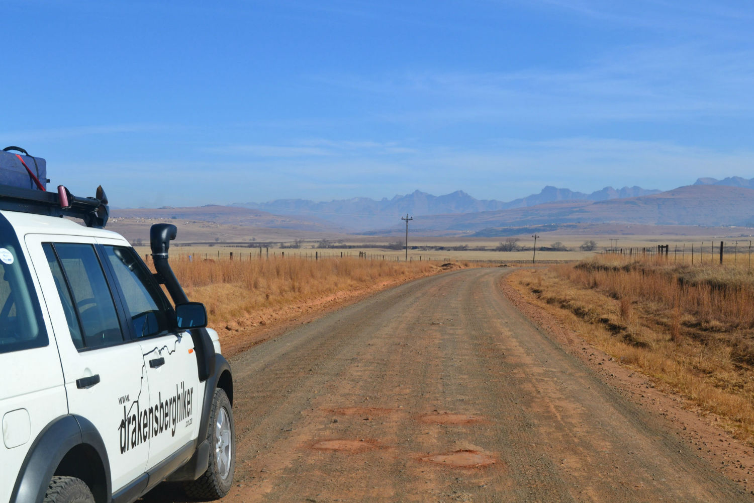 The open road with adventure around every corner, with South Africa Overland 4x4 Tours