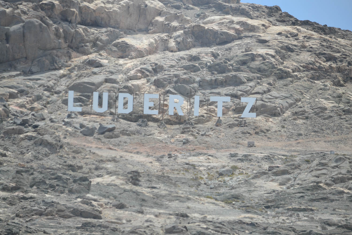 Luderitz, Namibia with South Africa Overland 4x4 Tours