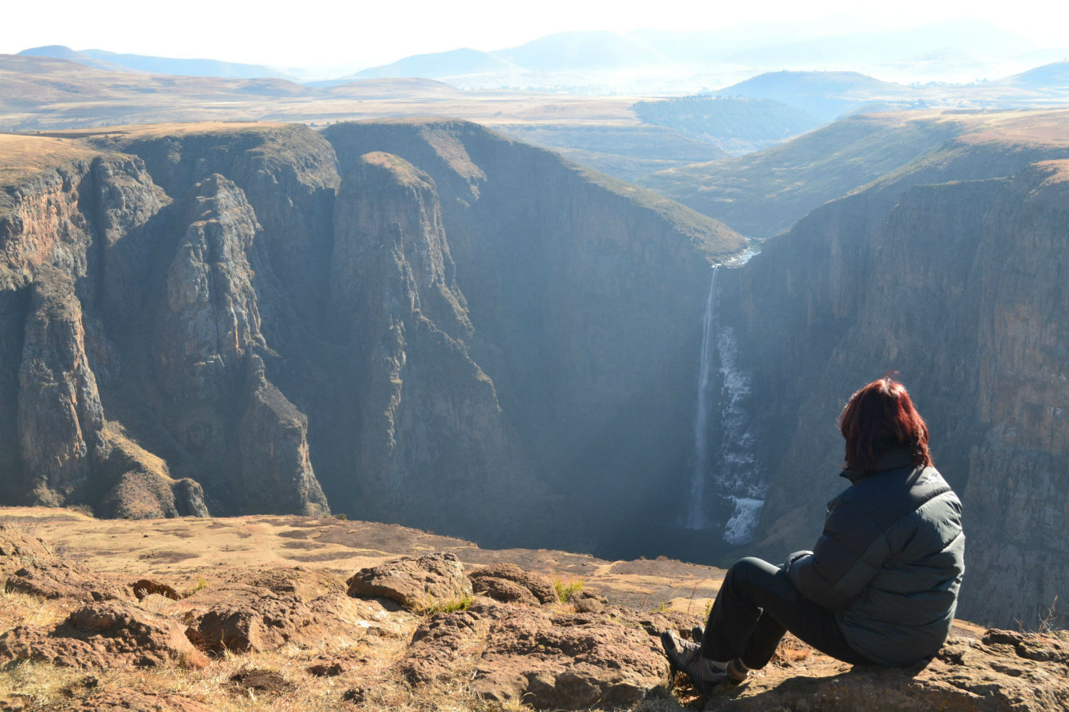 Overland 4x4 tours of Lesotho