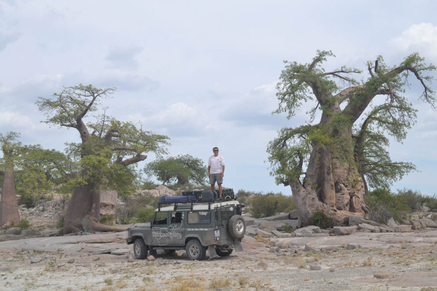 9 Day Tour – Botswana. Kalahari and Kubu