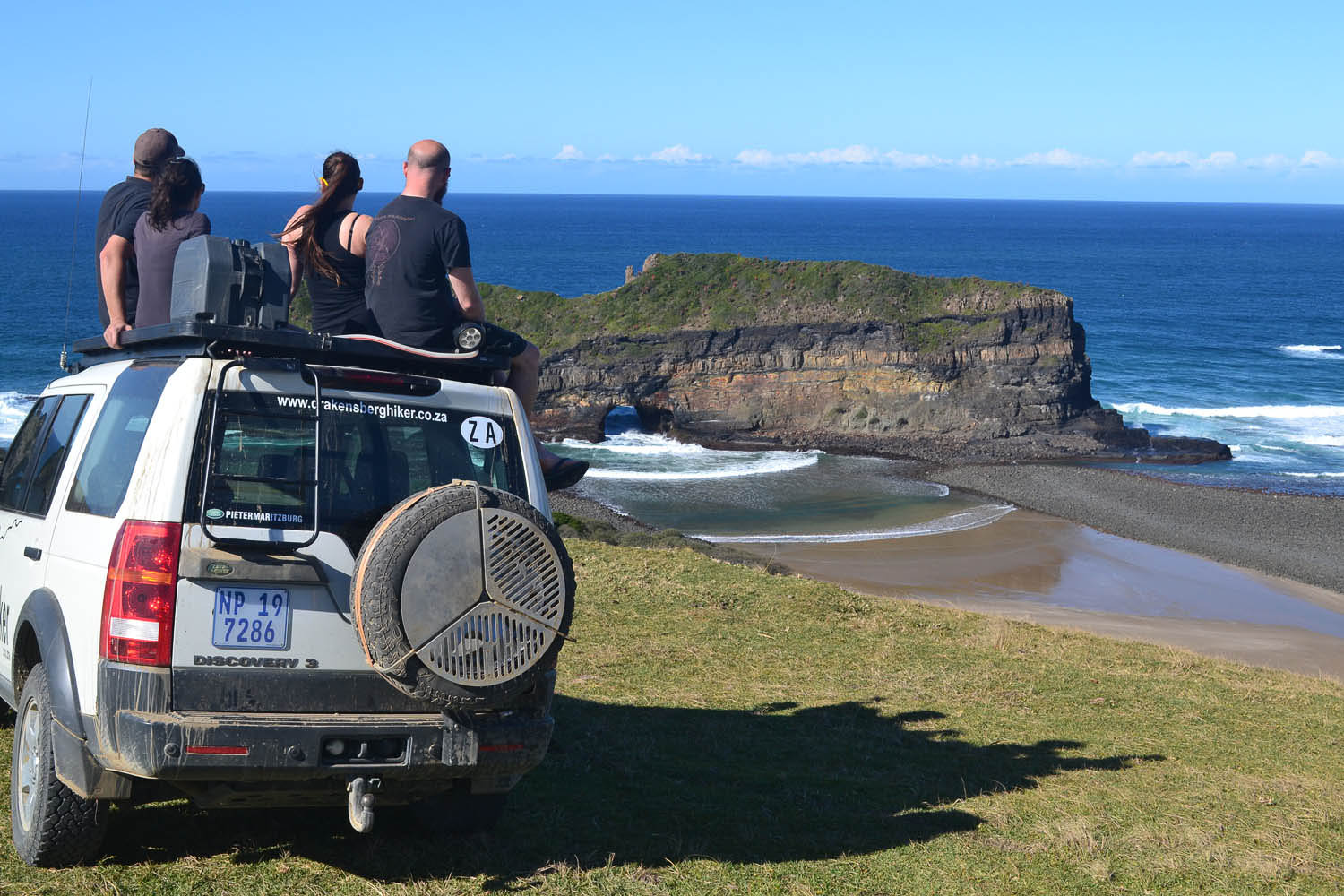 Hole in the Wall, Wild Coast with South Africa Overland 4x4 Tours