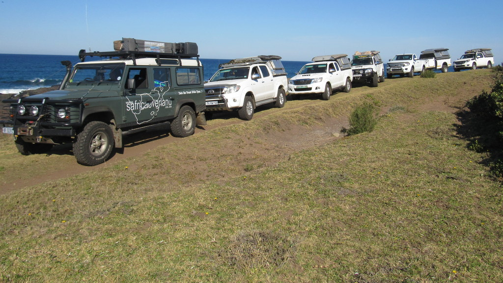 South Africa Overland can arrange self-drive Tour options too!