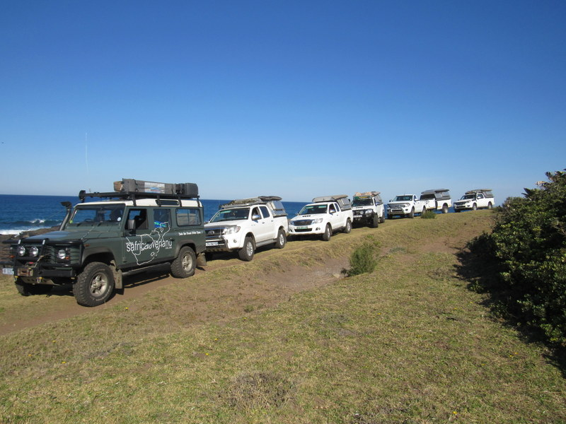 Guided 4x4 Self Drive Tours Of Southern Africa