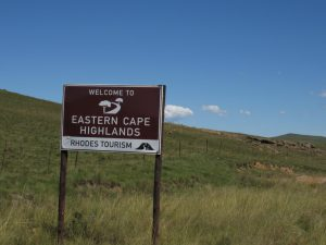 Wild coast and wild Drakensberg Eastern Cape