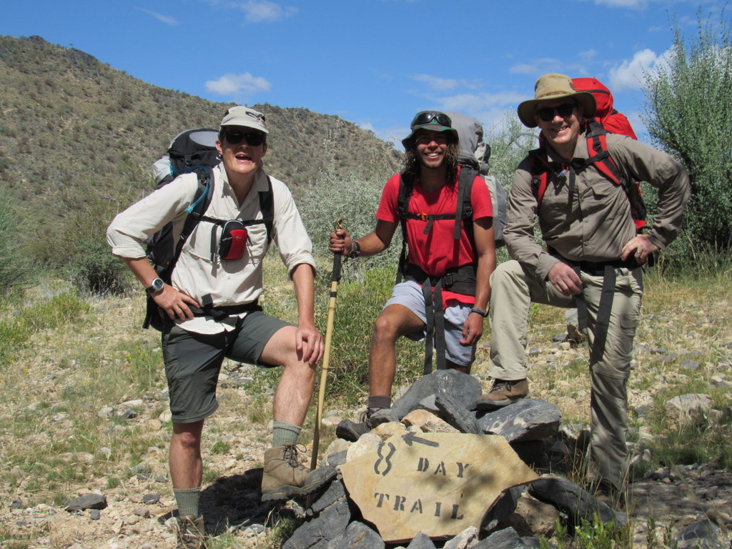 Hiking in Namibia with Southern Africa Overland