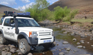 Beautiful Clean Rivers in Lesotho with South Africa Overland 4x4 Tours