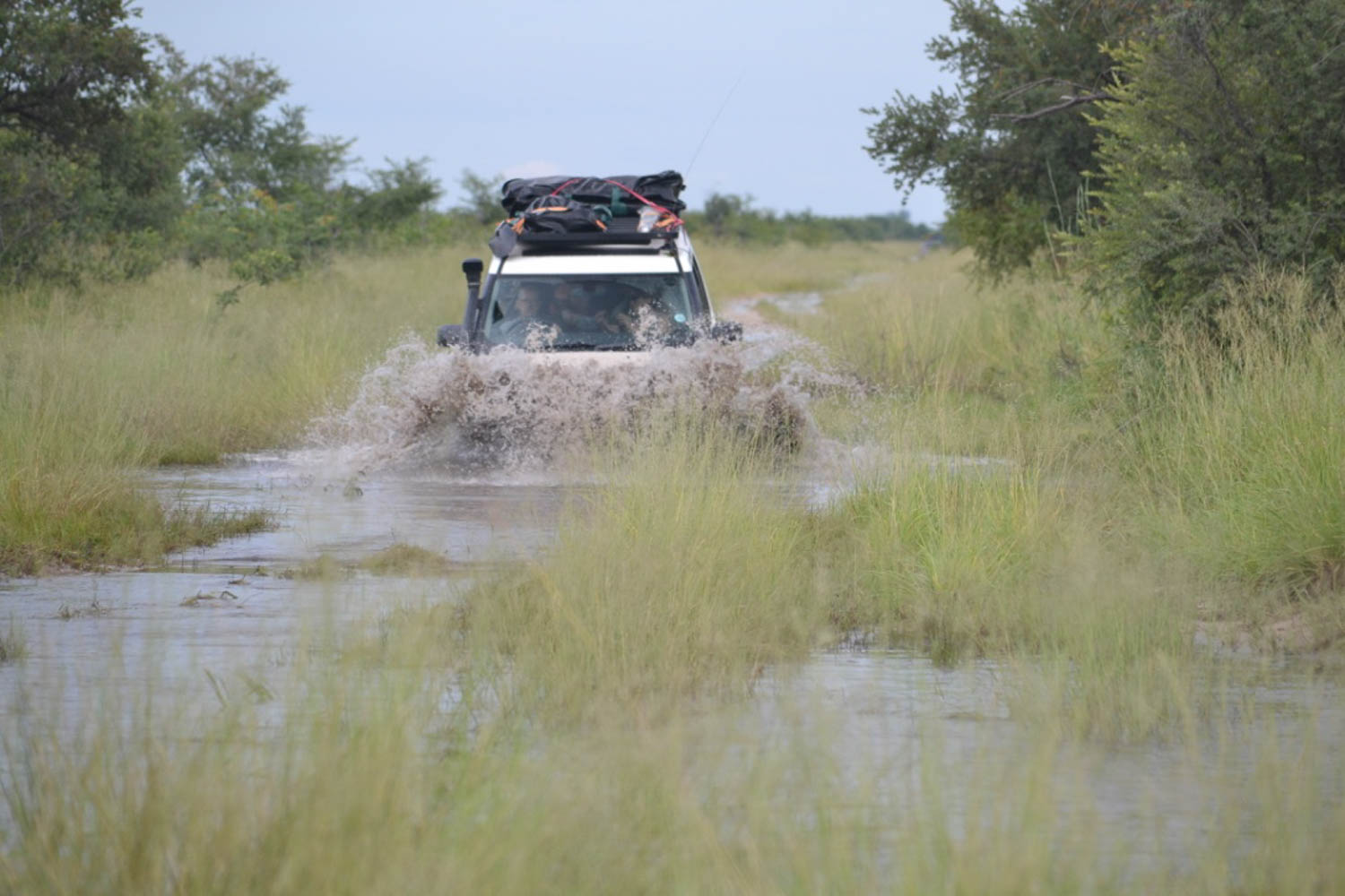 4x4 Overland Adventure Driving with South Africa Overland 4x4 Tours