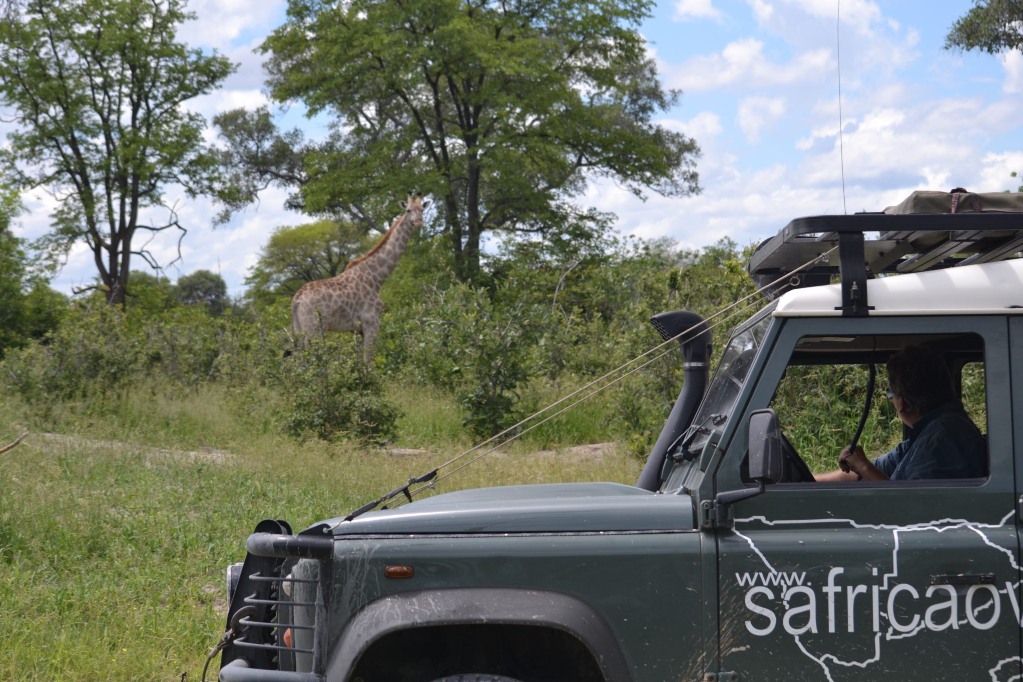 Southern Africa Overland 4x4 Guided Adventure Tours.