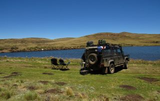 Southern Africa Overland 4x4 Guided Adventure Tours