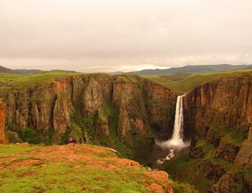 Lesotho and why we love this mountainous Kingdom.